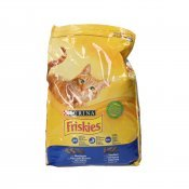 FRISKIES GT BACALLA-TRUITA ADULT 4KG