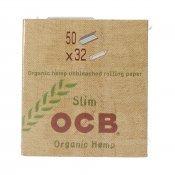OCB ORGANIC SLIM 50L.