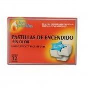 3 ESTRELLAS PASTILLES PARAFINA X32