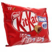 KIT KAT CHUNKY MINI BAG 250GR