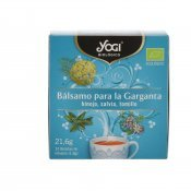 YOGI TEA INFUSIO BALSAMO GOLA 12U.