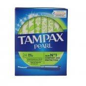TAMPAX PEARL SUPER X24