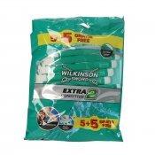 WILKINSON EXTRA II SENSITIVE X5
