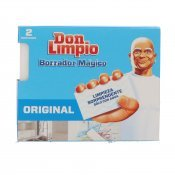 DON LIMPIO ESBORRADOR MAGIC 2U