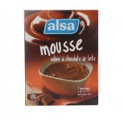 ALSA MOUSSE XOCOLATA 150G