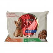 PURINA ONE MY DOGS POLLASTRE 4X100GR.