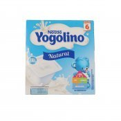 NESTLE IOGOLINO NATURAL 4 X100G