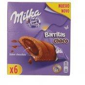 MILKA BARRETES XOCO X6