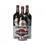 MARTINI 1,5L NEGRE X2+1L GRATIS