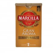 MARCILLA CAFE MOLT NATURAL 250G