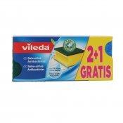 VILEDA FREGALL SALVA-UNGLES X2