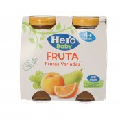 HERO SUC FRUITES 2X130ML