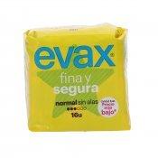 EVAX FINA Y SEGURA NORMAL X16.