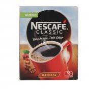 NESCAFE CAFE NATURAL 2GR X10