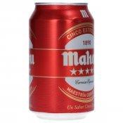 MAHOU 5* 33CL