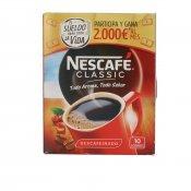 NESCAFE CAFE DESCAFEINAT 20G 10S