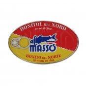 MASSO BONITOL NORD OLI 228GR
