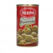 SERPIS OLIVES PEBROT 350GR