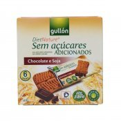 GULLON DIET NATURE SOIA XOCO 144GR
