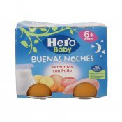 HERO B.NIT POLLASTRE/LEGUMS X2