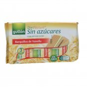 GULLON NEULES DIET NATURE 210GR