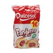 DULCESOL PANDORINO CACAU 4U. 240G