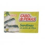 C.PEÑAS SARDINES.OLIVA 120GR