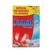 SOMAT 5 RENTAVAIXELLES 70 DOSIS