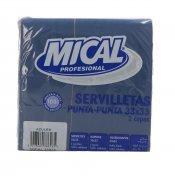 MICAL TOVALLONS BLAUS 33X33 50 U
