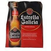 ESTRELLA GALICIA PACK 6X33CL