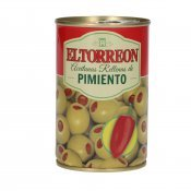 EL TORREON OLIVES F/PEBROT 300G