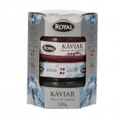 ROYAL SUCE. CAVIAR  PACK X2 50GR