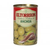 EL TORREON OLIVES F/ANXOVES 300G