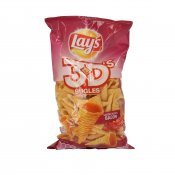 LAY'S BUGLES 3D'S BACON 100GR