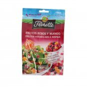 FLORETTE CROSTONS FRUITS VERMELLS 55G