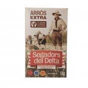 SEGADORS DELTA ARROS 1KG