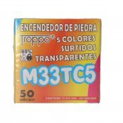POPPELL ENCENEDORS COLOR 50U.