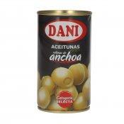 DANI OLIVES FARCIDES ANXOVA 350G