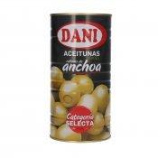 DANI OLIVES FARCIDES ANXOVA 1620G
