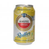 AMSTEL RADLER LLIMONA LLAUNA 33CL