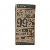 BLANXART NEGRE 99% ECO R.DOMINICANA 80G