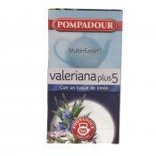 VALERIANA PLUS 5 POMPADUR