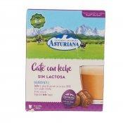 D.G ASTURIANA CAFE LLET S/L CAPSULA 16U.