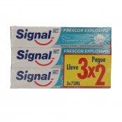 SIGNAL FRESCOR EXPLOSIVO 75ML 3X2