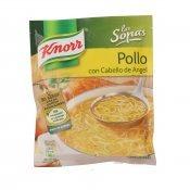 KNORR SOPA DE POLLO C/ANGEL 75GR
