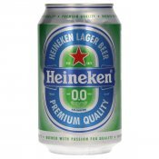HEINEKEN 0.0 LLAUNA 33CL
